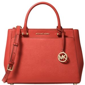 Authentic NWT MICHAEL KORS Gibson Large Satchel